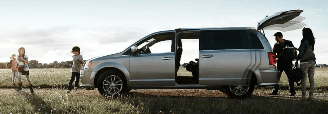 Dodge Grand Caravan Canada's Family Car