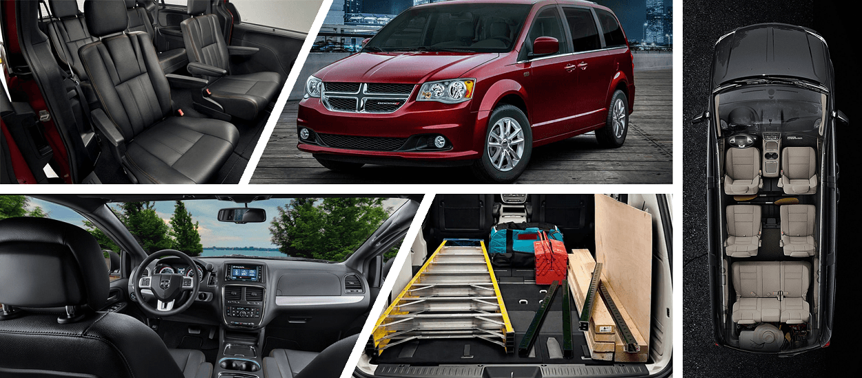 2019 Dodge Grand Caravan Features, Price & Performance | Calgary