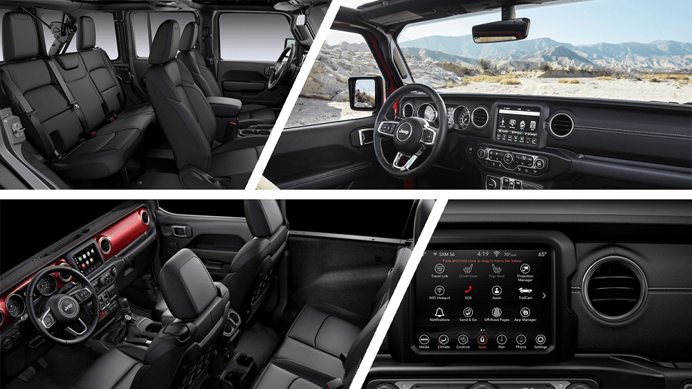 2020 Jeep Wrangler Unlimited Rubicon Features And Price In Calgary