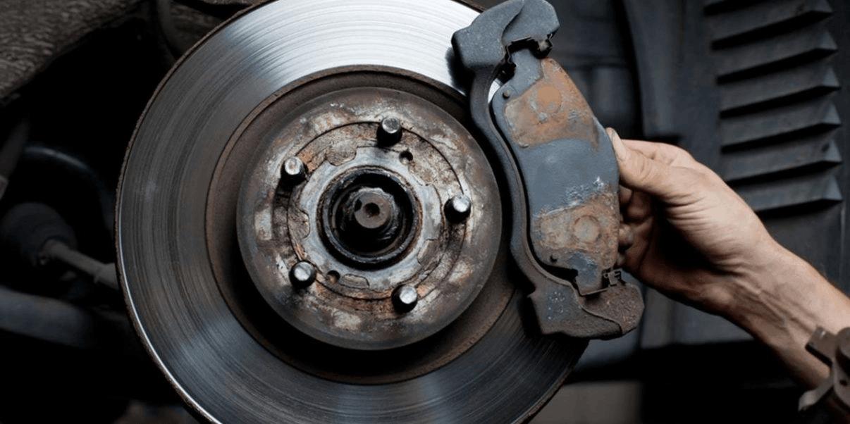 Warning Signs of Brake Wear and brake nose